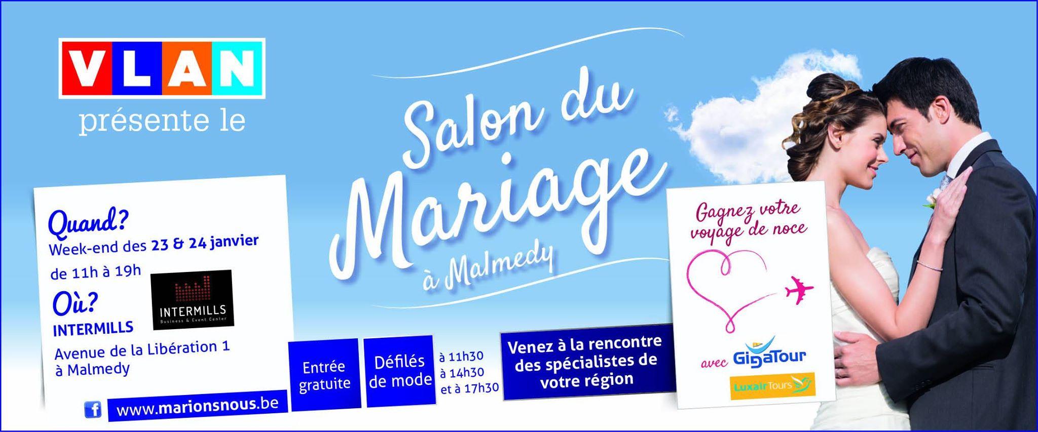 Salon du Mariage Malmedy